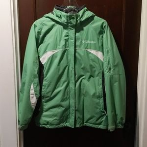 Columbia Waterproof Insulated Snow/ Ski Jacket